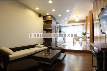 Cải tạo căn hộ chung cư 60m2 với giá 350 triệu đồng
