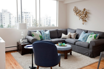 Nội thất căn hộ chung cư 40m2