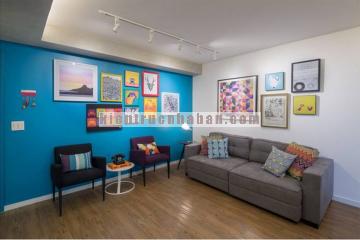 Nội thất đẹp cho căn hộ chung cư 70m2