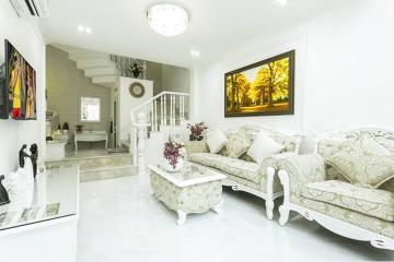 Thiết kế nội thất căn hộ 3 tầng với diện tích 27m2