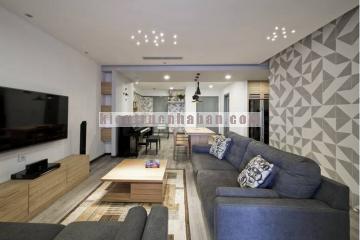 Cải tạo căn hộ chung cư theo phong cách hiện đại