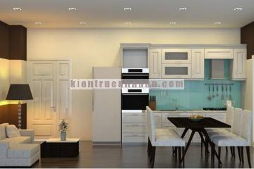 Hoàn thiện nội thất căn hộ 70m2 với chi phí thấp