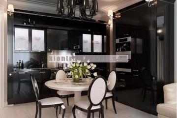 Thiết kế căn hộ chung cư mang phong cách Neoclassical