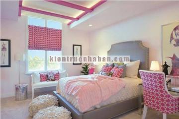 """Thiết kế phòng ngủ của các """"thiên thần nhỏ"""""""