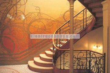 Cầu thang đẹp cho ngôi nhà của bạn