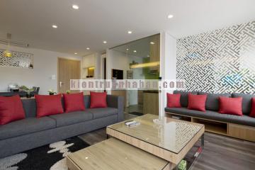 Cải tạo căn hộ 100m2 có đủ ánh sáng tự nhiên