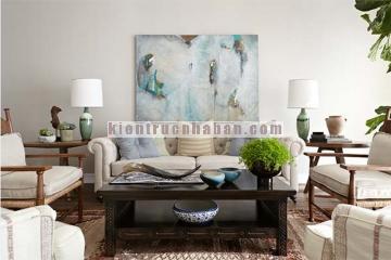 Mẫu thiết kế nội thất mang phong cách cổ điển