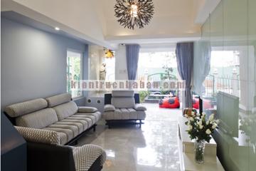 Không gian sống hoàn hảo và tiện nghi cho nhà phố đẹp
