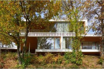 Mẫu kiến trúc tuyệt đẹp của một ngôi nhà hiện đại