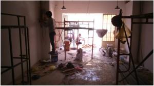 Sửa chữa nhà chung cư cũ