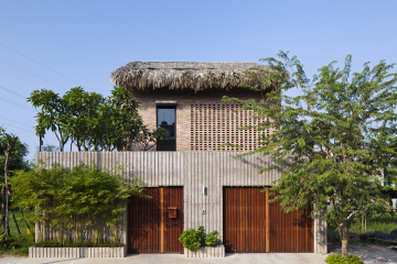 Ngôi nhà hiện đại mang hồn của ngôi nhà Việt xưa