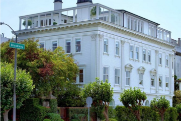Thiết kế ngôi nhà 31 triệu đô tọa lạc tại San Francisco