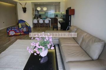 Thiết kế nội thất căn hộ 150m2 có 3 phòng ngủ