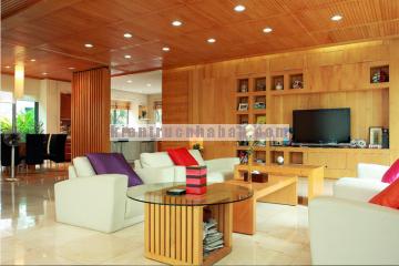 Mẫu thiết kế nội thất căn hộ hiện đại và sang trọng