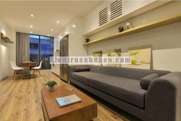 Thiết kế nội thất chung cư cho gia đình có 3 thế hệ