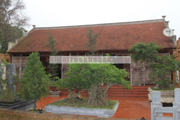 Ngôi nhà gỗ mít tuyệt đẹp của ông Nguyễn Văn Nho ở Hòa Lạc – Hà Nội