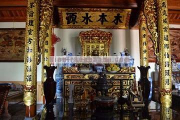 Chiêm ngưỡng Nhà gỗ Lim 3 gian của đại gia Hải Phòng